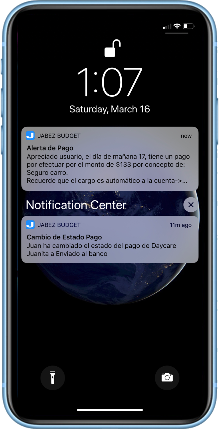 Notificaciones